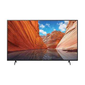 نمای روبروی تلویزیون 55x8000J