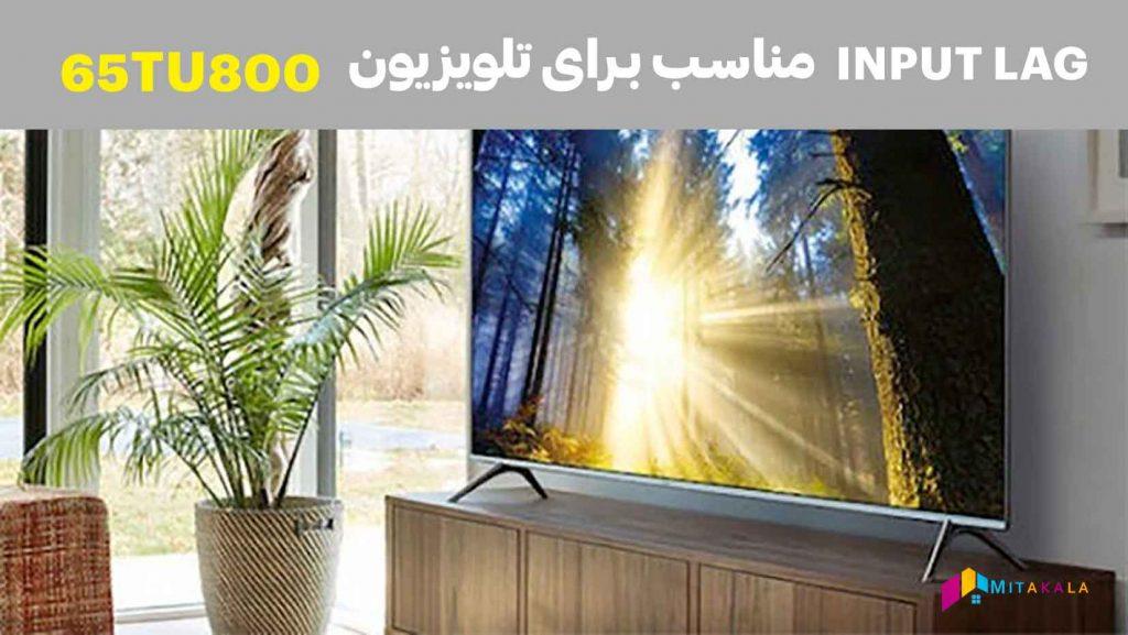 تلویزیون سامسونگ سری 8000 سایز 65 اینچ